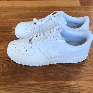 Nike men's Air Force 1